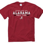 Mens Apparel - University of Alabama Crimson Tide
