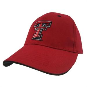 Texas Tech Red Raiders Champ Cap (#39087 / 4 pack)