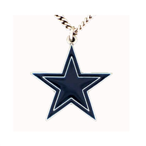 Dallas cowboys necklace pendant 94055 6 pack turnovers inc dallas cowboys necklace pendant 94055 6 pack aloadofball Gallery