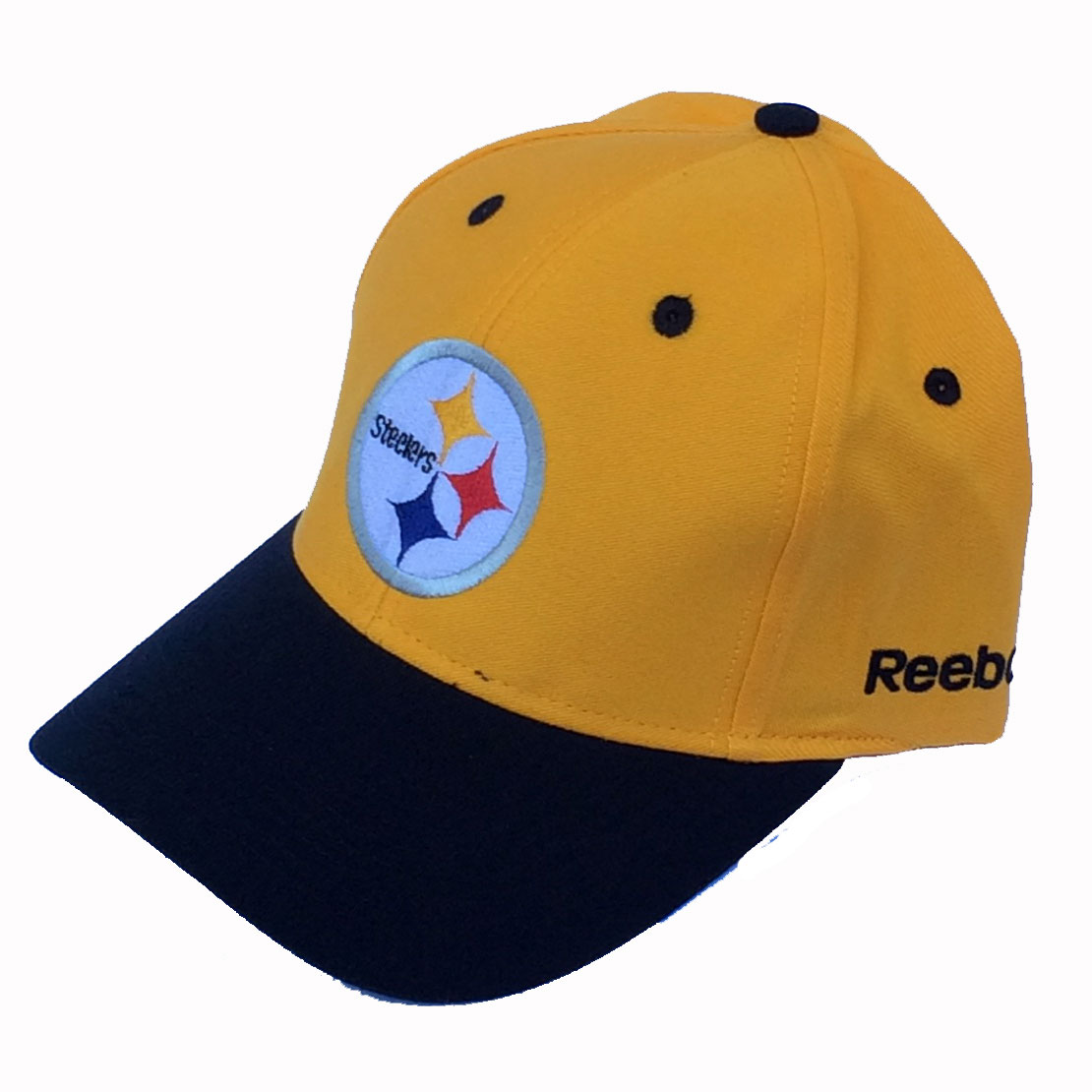 9fabb2db0 ... Pittsburgh Steelers Cap- Yellow with Black Bill (#41938 / 4 pack). 41938