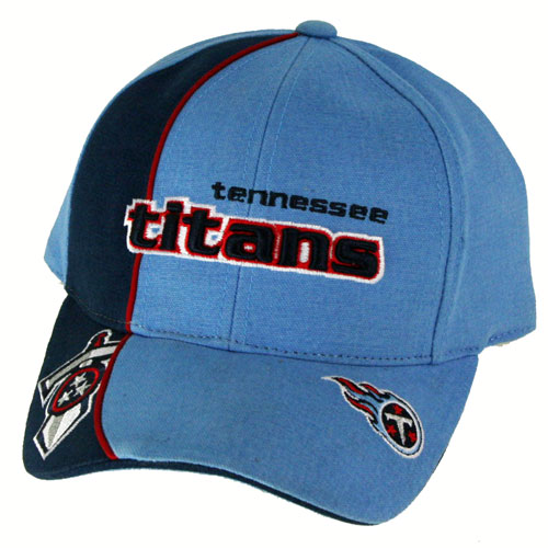 2f5694488a8 Tennessee Titans NFL Cap- Blue Wedge ( 43605   6 pack) - Turnovers