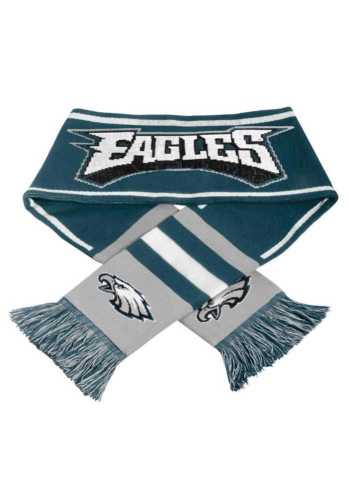 online retailer 65200 bccfe Philadelphia Eagles Scarf- Acrylic Wordmark (#99564 / 6 pack)
