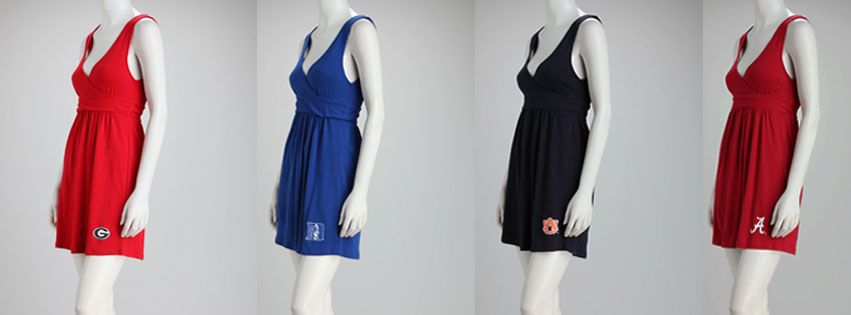 Crossover-dress
